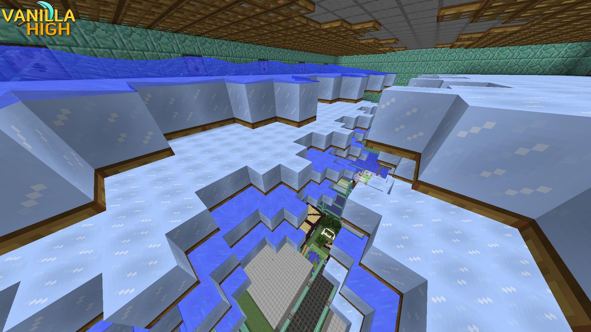 Inside Mob Grinder